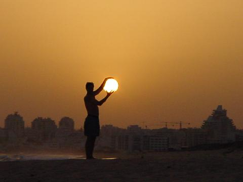 Agarrar o Sol